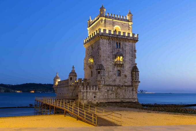 Башня Белен, Лиссабон