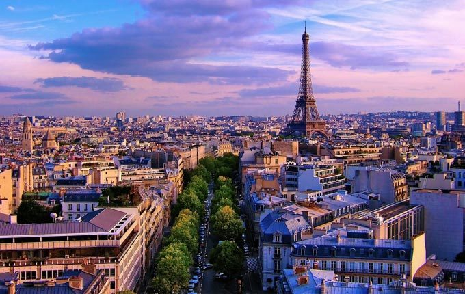 Где лучше отдыхать во Франции