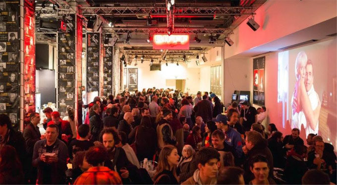 Международный кинофестиваль в Брюсселе