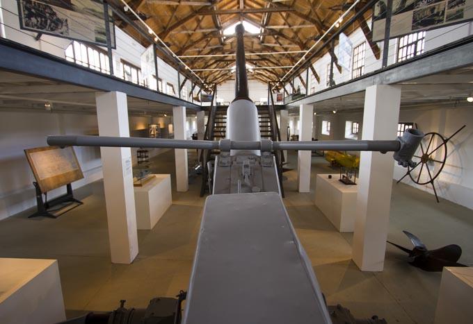 Морской музей, Тиват