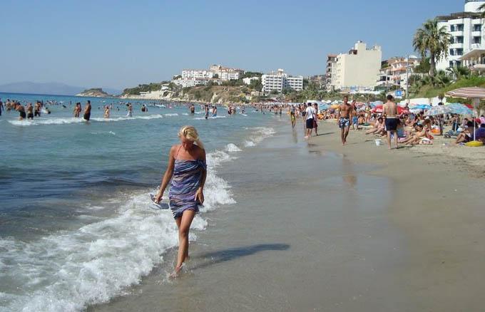 Пляж Ladies Beach