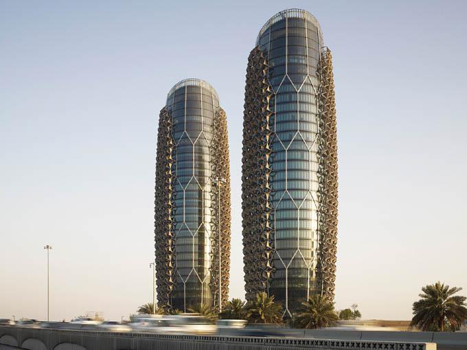 Башни Al Bahar