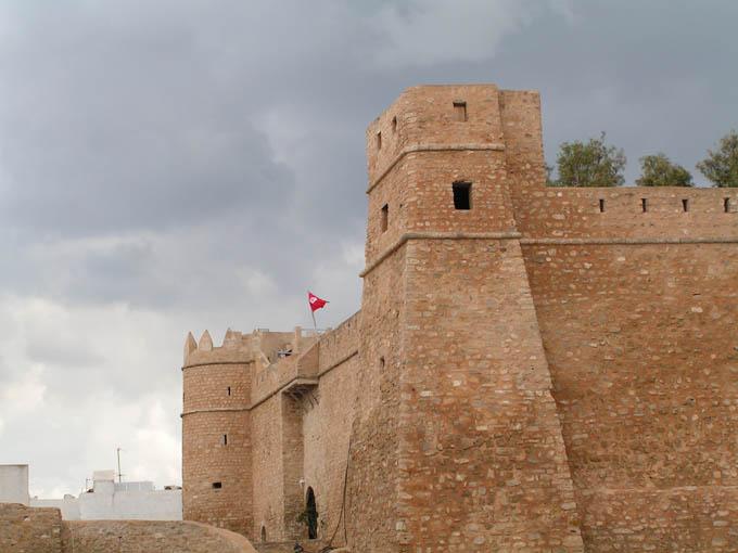 Форт в Хаммамете