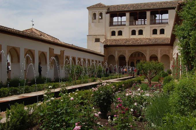 Хенералифе, Гранада