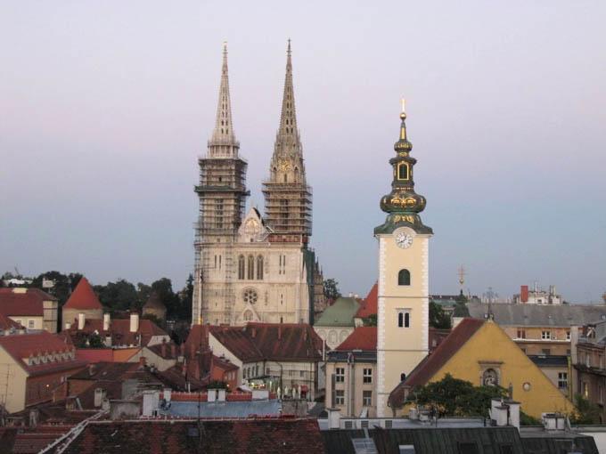 Кафедральный собор, Загреб