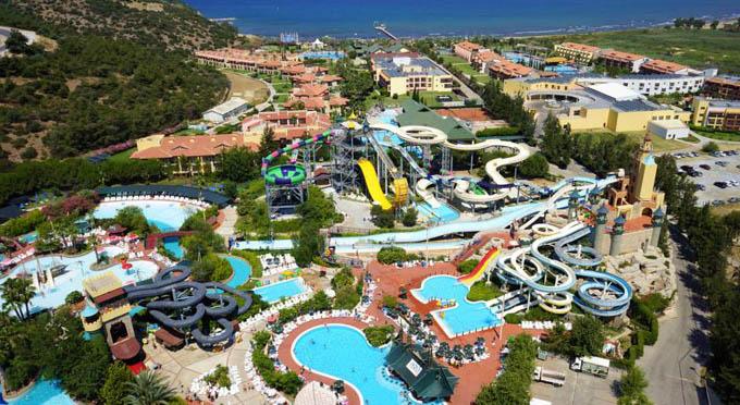 Отель Aqua Fantasy Aquapark