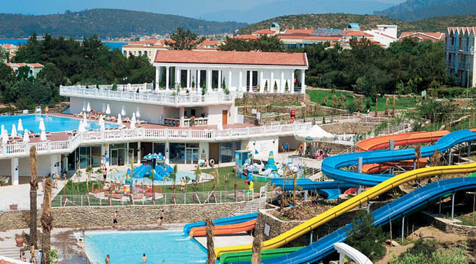Отель Paloma Club Sultan