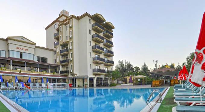 Отель Seaview Suite