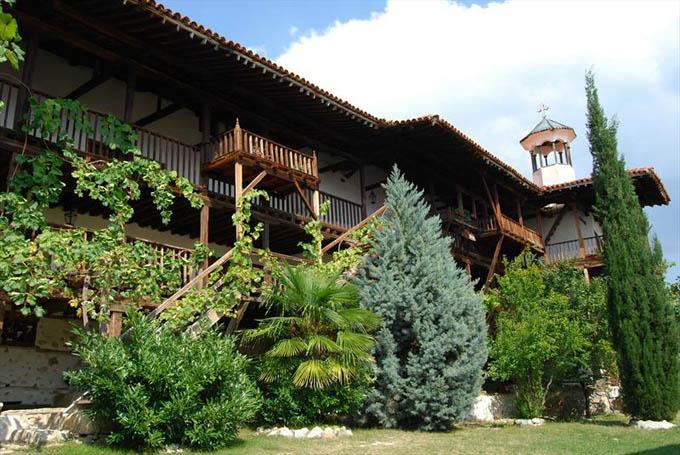 Рожепский монастырь