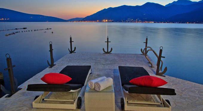 Лучшие отели Тивата