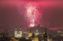 Новый год 2017 в Праге