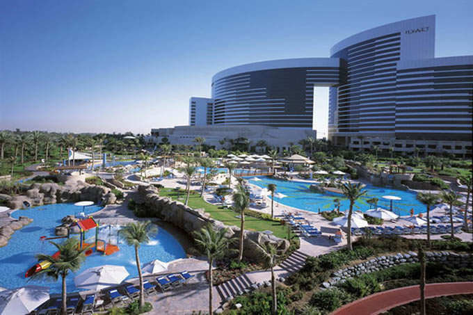 Отели Бар-Дубая