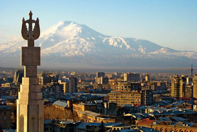 Отели Еревана