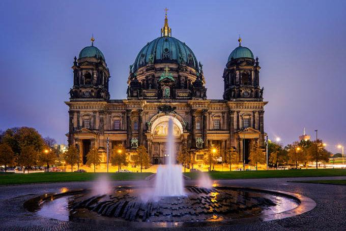 Отели городов Германии