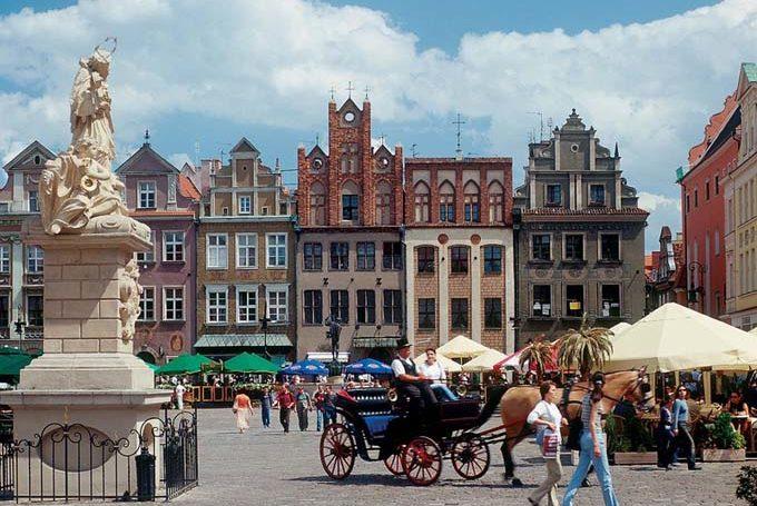 Отели городов Польши
