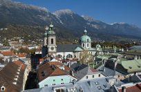 Австрия в марте